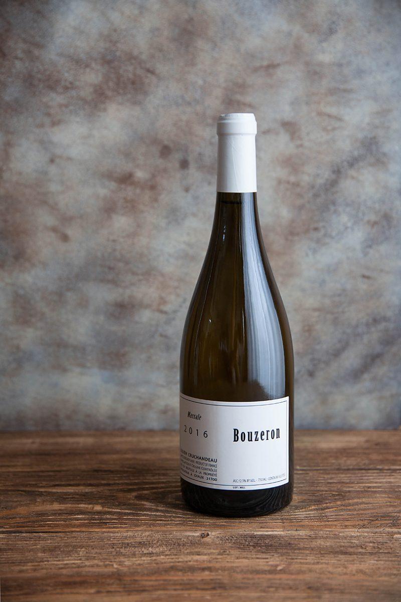 2016 Bouzeron Massale Julien Cruchandeau / 白ワイン