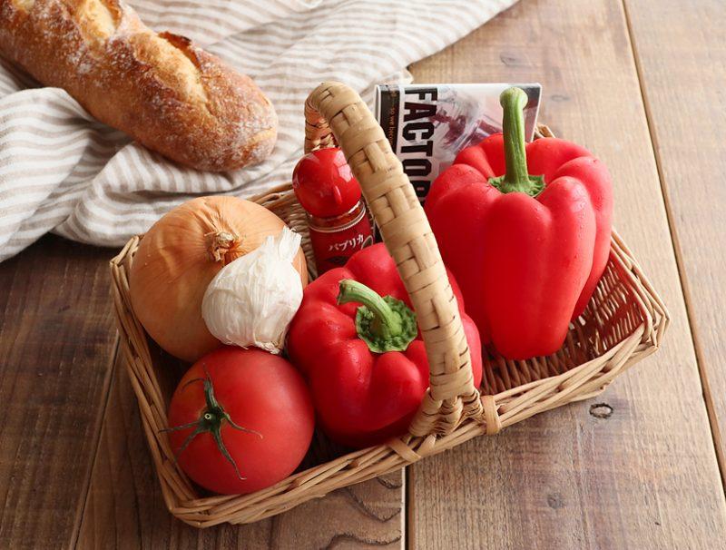 夏野菜と豚ヒレ肉のグーラッシュ風の作り方