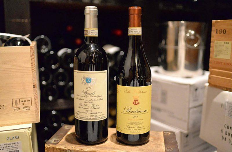 イタリアの有名ワイン、バローロとバルバレスコの違いとは?