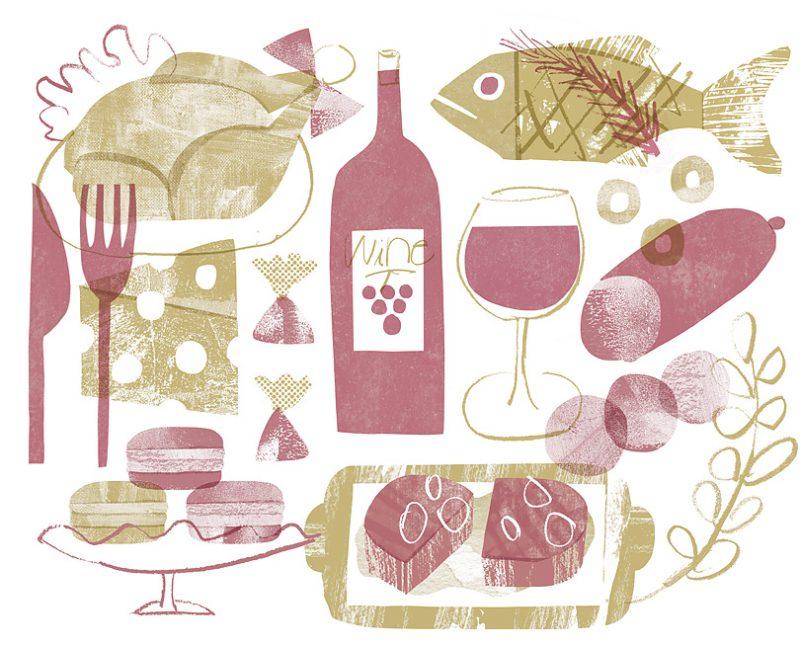 ワインと料理のマリアージュを成功させる秘訣