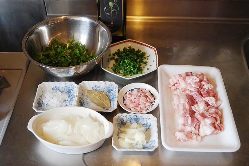 豚肉のリエットの作り方