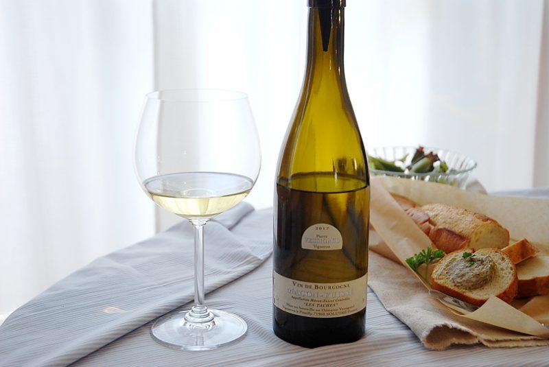 Pierre Vessigaud Macon Fuissé Les Tacheas 2017(ピエール・ヴェシゴー 2017)/白ワイン