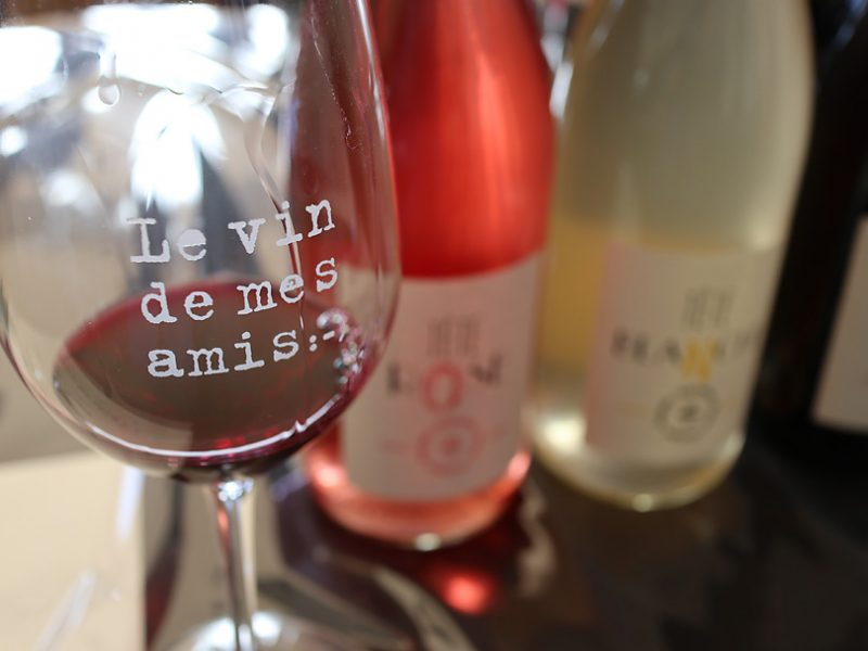 ワインは大きく4種類に分けられる