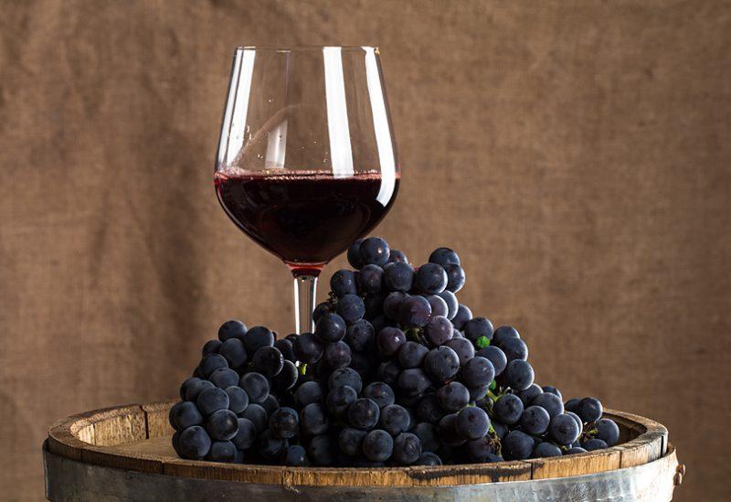 赤ワイン用の黒ブドウの特徴