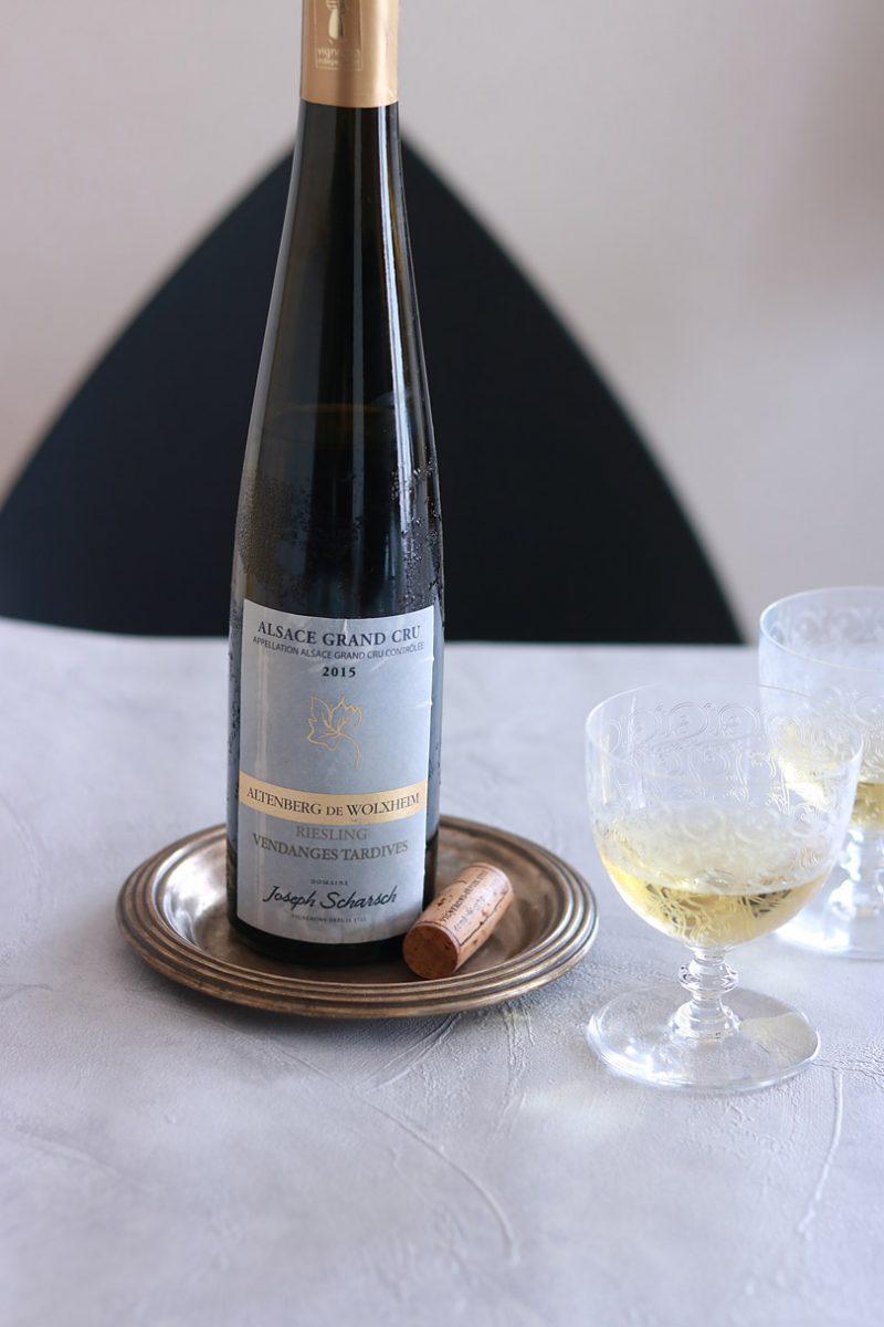 ヴァンダンジュ・タルティブ グランクリュ アルテンベルグ・ド・ヴォルクスハイム2018/白ワイン