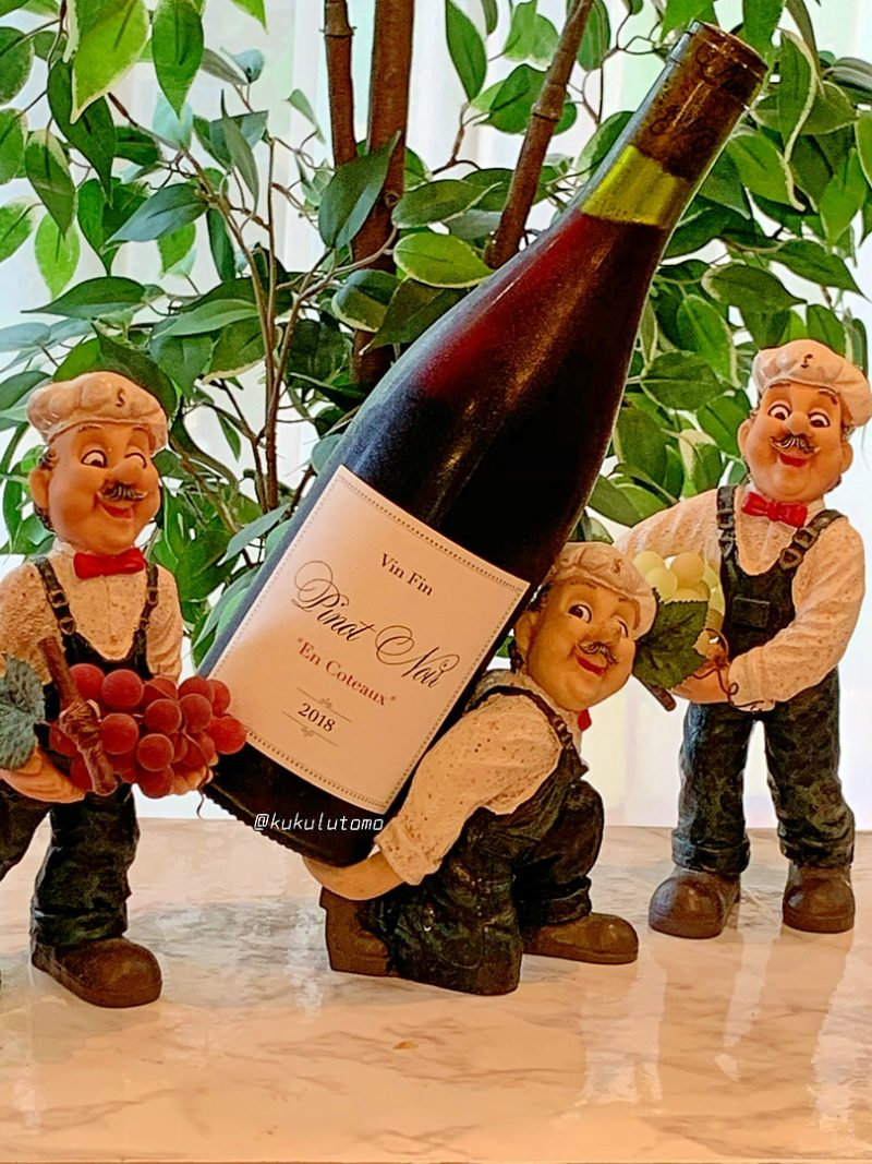 Pinot Noir En Coteaux ピノ・ノワール オン・コトー 2018/赤ワイン
