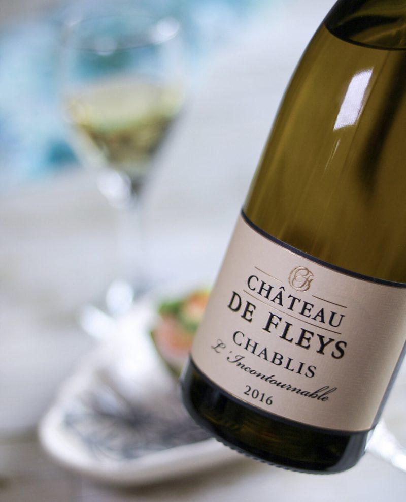 Chablis -Château de Fleys- 2016/白ワイン