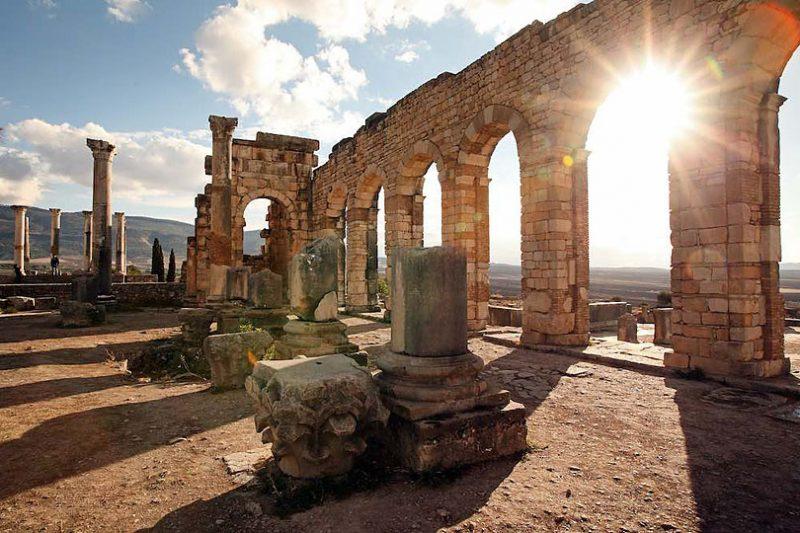 モロッコワイン造りの歴史