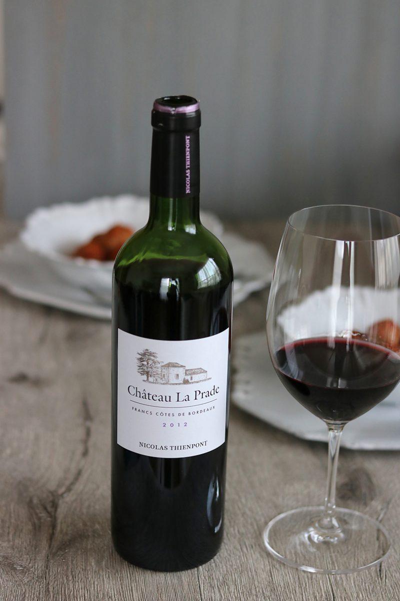 Cheateu La Prade  シャトー ラ プラド 2012/赤ワイン