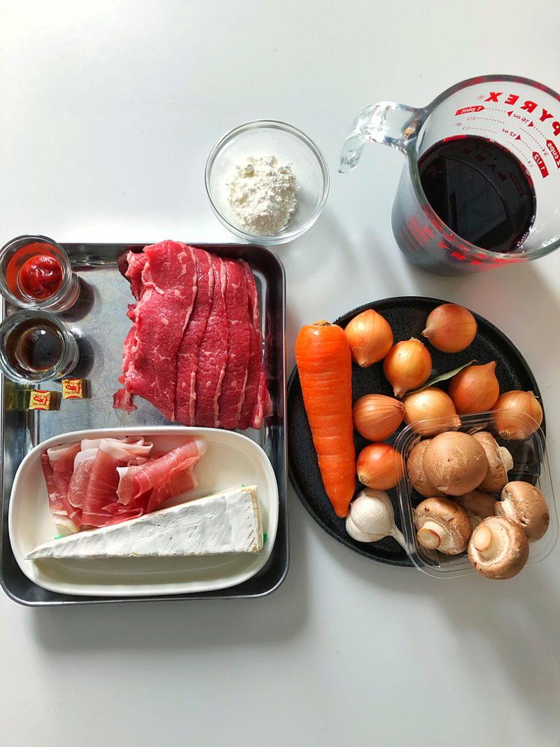 ポーピエット・ド・ヴッフ風肉巻きの作り方