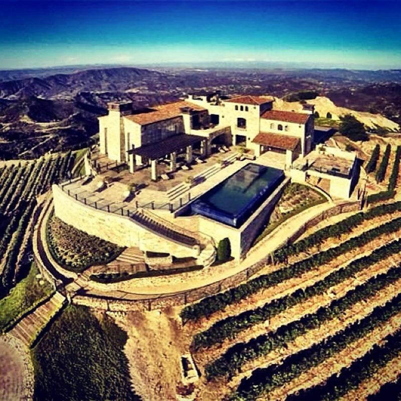 Malibu Rocky Oaks Estate Vineyards (マリブロッキーオークス)
