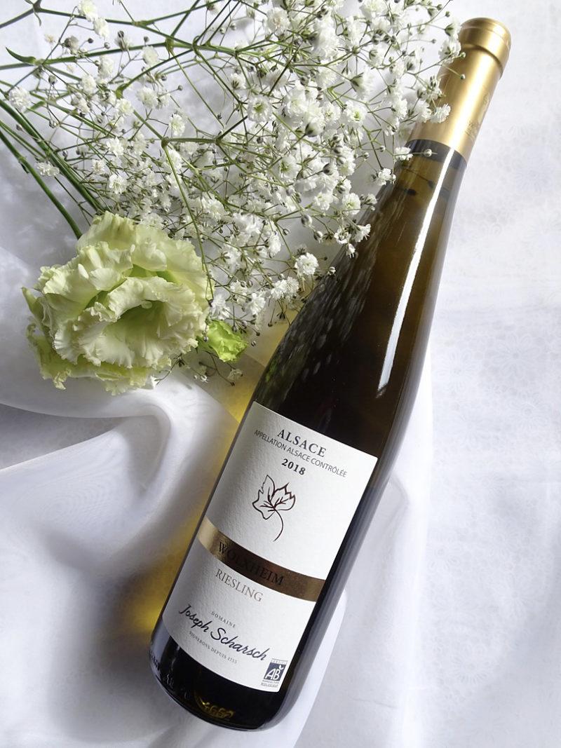 Wolxheim Riesling ヴォルクスハイム リースリング 2018/白ワイン