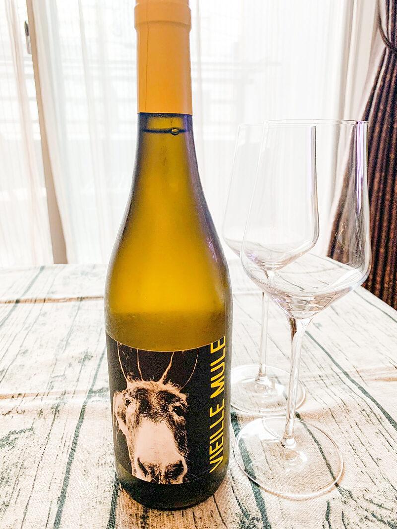 ヴィエイユ・ミュール ブラン Vieille Mule Blanc/白ワイン